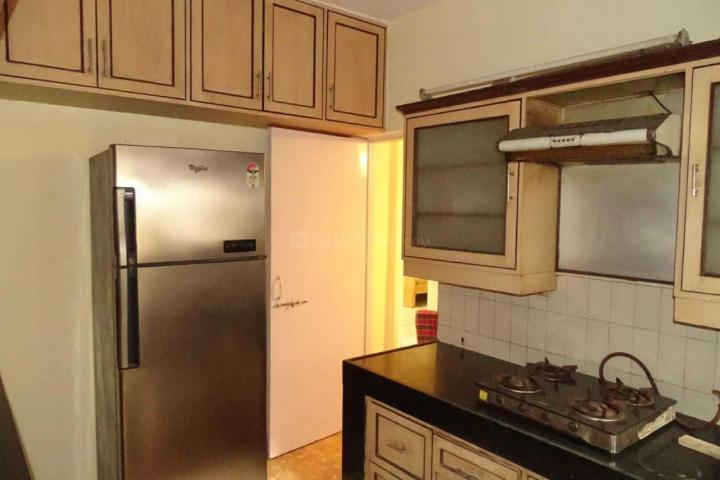 Kitchen Image of Om Sai Properties PG in Bhandup East