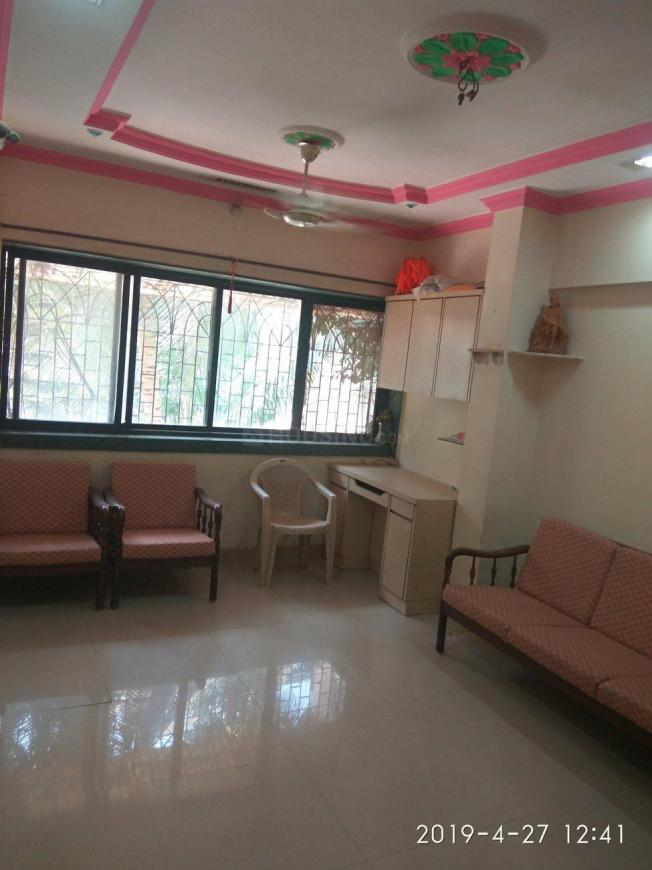Living Room Image of 650 Sq.ft 1 BHK Apartment for rent in Kanjurmarg East for 21000