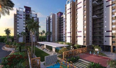 Gallery Cover Image of 997 Sq.ft 3 BHK Apartment for buy in Merlin Waterfront, Botanical Garden Area for 6009916