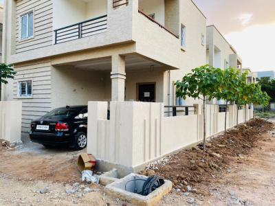 Gallery Cover Image of 1850 Sq.ft 3 BHK Villa for buy in Suraram for 10000000