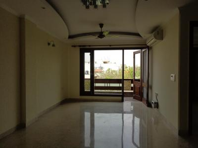 Gallery Cover Image of 1400 Sq.ft 3 BHK Independent Floor for rent in Gulmohar Park for 70000