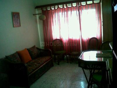 Gallery Cover Image of 625 Sq.ft 1 BHK Apartment for rent in Rizvi Complex, Bandra West for 40000