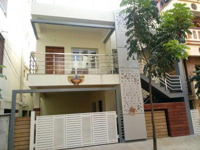 Gallery Cover Image of 1200 Sq.ft 1 BHK Independent Floor for rent in Bikasipura for 11500