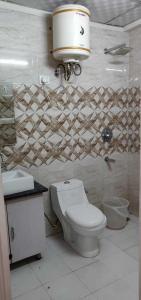 Bathroom Image of Apna Home PG in Sector 15