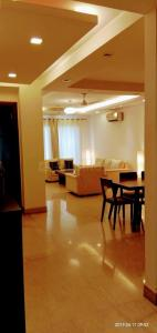 Gallery Cover Image of 3600 Sq.ft 4 BHK Independent Floor for rent in Saket for 170000