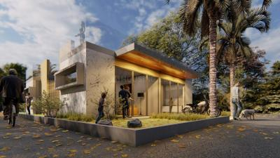 Gallery Cover Image of 518 Sq.ft 1 BHK Villa for buy in Gadia for 1550000