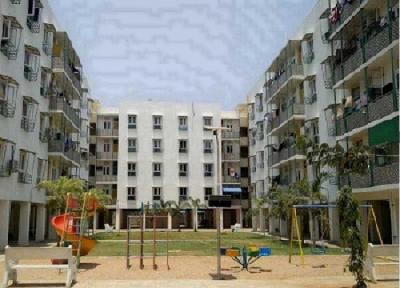 Gallery Cover Image of 533 Sq.ft 1 BHK Apartment for buy in Mahindra Happinest, Avadi for 1995000
