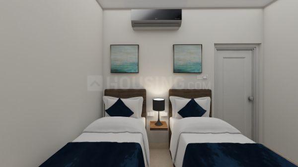 थोरैपक्कम में हयलिव बेबल के बेडरूम की तस्वीर
