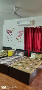 Bedroom Image of Naveen PG in Manesar