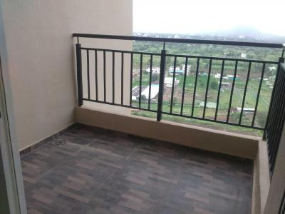 Gallery Cover Image of 540 Sq.ft 1 BHK Apartment for rent in Hinjewadi for 13000