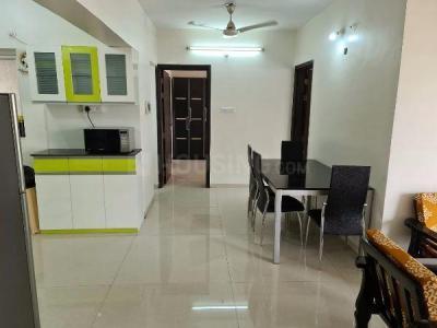 Gallery Cover Image of 1350 Sq.ft 3 BHK Apartment for buy in Goel Hari Ganga, Yerawada for 13500000