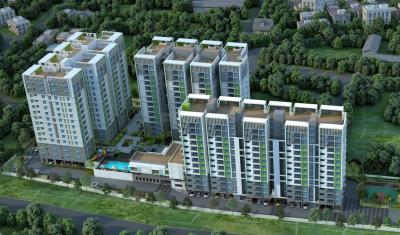 Gallery Cover Image of 1051 Sq.ft 2 BHK Apartment for buy in RWD Grand Corridor, Vanagaram  for 6974091