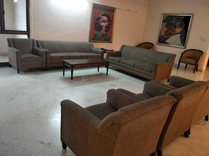 Living Room Image of 4000 Sq.ft 4 BHK Independent Floor for rent in Ballygunge for 175000