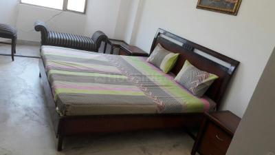 Bedroom Image of Paying Guest Accommodation For Working Professional Girls In Sector 44 in Sector 44