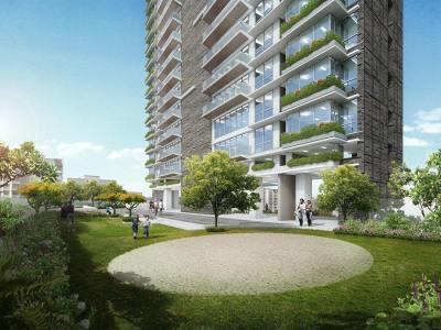 Gallery Cover Image of 698 Sq.ft 2 BHK Apartment for buy in Wadhwa Dukes Horizon, Govandi for 20000000