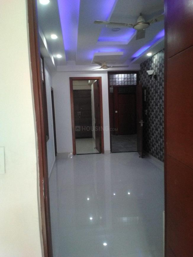 Living Room Image of 960 Sq.ft 3 BHK Independent House for buy in Shakti Khand for 4400000