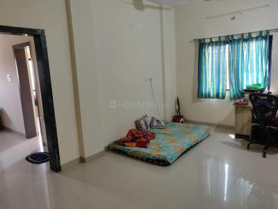 Gallery Cover Image of 1000 Sq.ft 2 BHK Apartment for rent in Matoshri Apartment, Dhanori for 12000