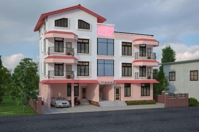 Gallery Cover Image of 1200 Sq.ft 3 BHK Apartment for buy in Hatigaon for 5000000