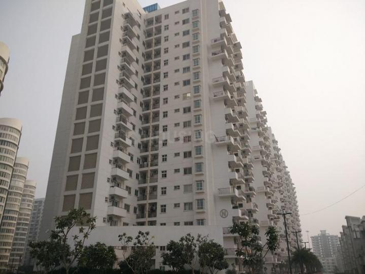 Building Image of 2350 Sq.ft 3 BHK Apartment for rent in Emaar The Palm Drive, Sector 66 for 60000