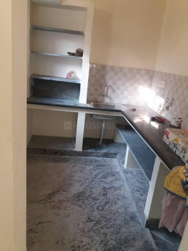 Kitchen Image of 431 Sq.ft 1 BHK Apartment for rent in Poonamallee for 8000
