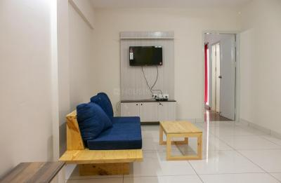 Living Room Image of Babu Nest 108 in HBR Layout