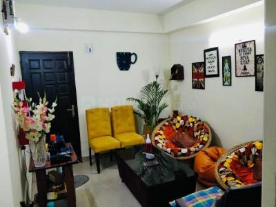 Gallery Cover Image of 650 Sq.ft 1 BHK Apartment for buy in RG Residency, Sector 120 for 3000000