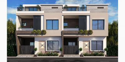 Gallery Cover Image of 1100 Sq.ft 3 BHK Independent House for buy in Bhicholi Mardana for 3750000