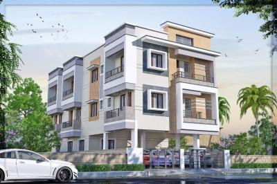 Gallery Cover Image of 852 Sq.ft 2 BHK Apartment for buy in Semmancheri for 3400000