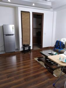 Gallery Cover Image of 450 Sq.ft 1 BHK Independent Floor for rent in Greater Kailash for 65000