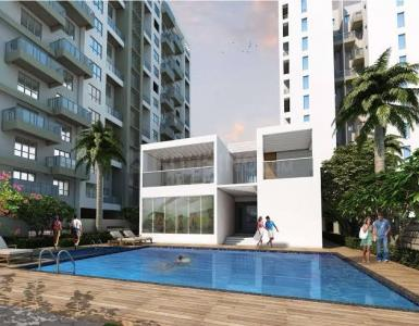 Gallery Cover Image of 945 Sq.ft 2 BHK Apartment for buy in Krisala 41 Estera, Punawale for 4900000