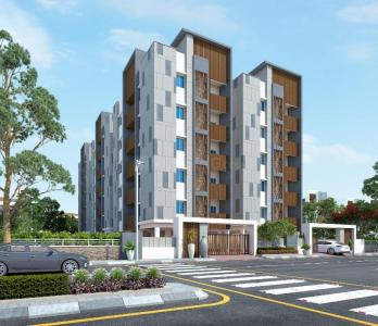 Gallery Cover Image of 1800 Sq.ft 3 BHK Apartment for buy in Uppal for 8208000