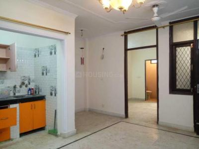 Gallery Cover Image of 900 Sq.ft 2 BHK Independent Floor for rent in Garhi for 18000