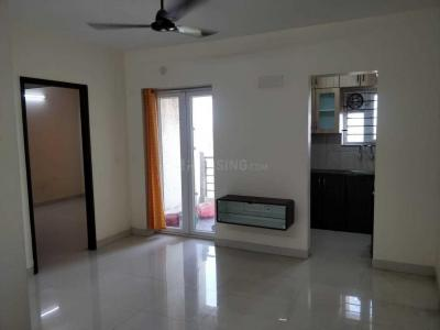 Gallery Cover Image of 608 Sq.ft 1 BHK Apartment for rent in Sidharth Upscale, Madhanandapuram for 13500