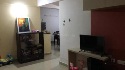Gallery Cover Image of 1540 Sq.ft 3 BHK Apartment for rent in Purple Links Apartment, Harlur for 27000