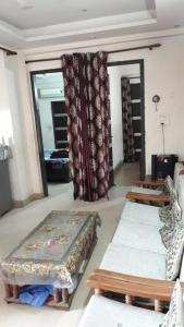 Hall Image of 2 Bedroom Flat in Niti Khand