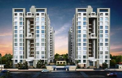 Gallery Cover Image of 1165 Sq.ft 2 BHK Apartment for buy in Moshi for 6896000