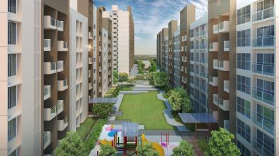 Gallery Cover Image of 925 Sq.ft 2 BHK Apartment for buy in Hinjewadi for 4300000