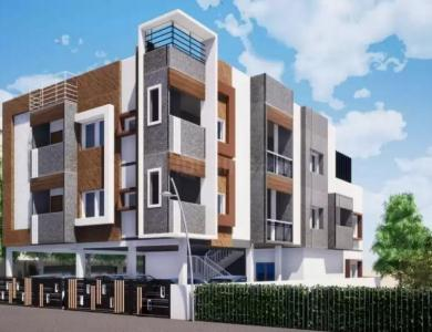Gallery Cover Image of 1250 Sq.ft 3 BHK Apartment for buy in Sithalapakkam for 5000000