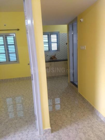 Living Room Image of 1200 Sq.ft 1 BHK Independent House for rent in Chikbanavara for 5000