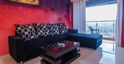 Gallery Cover Image of 1203 Sq.ft 2 BHK Apartment for rent in Malad West for 45000