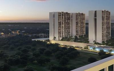 Gallery Cover Image of 678 Sq.ft 1 BHK Apartment for buy in Sobha Dream Gardens, Thanisandra for 4280000
