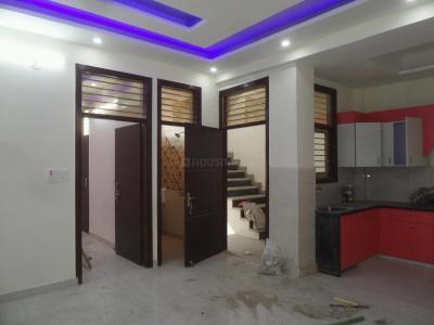 Gallery Cover Image of 1080 Sq.ft 3 BHK Independent Floor for buy in Govindpuram for 2900000