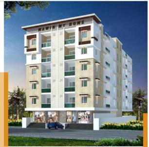 Gallery Cover Image of 2215 Sq.ft 4 BHK Apartment for buy in Mehdipatnam for 12182500