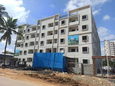 Gallery Cover Image of 1225 Sq.ft 2 BHK Apartment for buy in Horamavu for 5298000