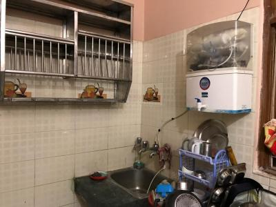 Kitchen Image of Girls PG in Ganesh Nagar