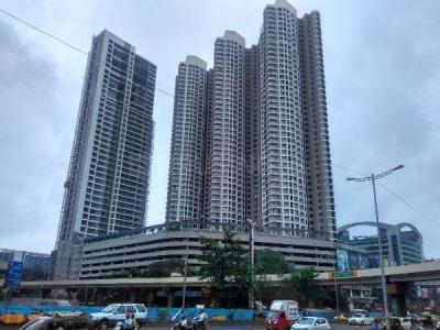 Gallery Cover Image of 1290 Sq.ft 2 BHK Apartment for rent in Goregaon East for 65000