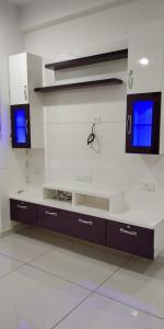 Gallery Cover Image of 1850 Sq.ft 3 BHK Apartment for rent in Elanza Aditya Elanza, Bhayli for 14000