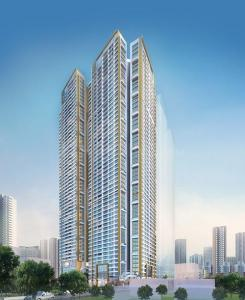 Gallery Cover Image of 1540 Sq.ft 2 BHK Apartment for buy in Sheth Beaumonte, Sion for 44100000
