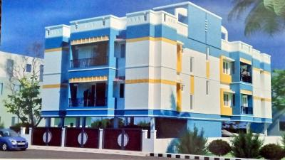 Gallery Cover Image of 929 Sq.ft 2 BHK Apartment for buy in KK Nagar for 10219000