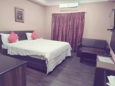 Bedroom Image of Sr Stays Inn PG For Gents in Richmond Town